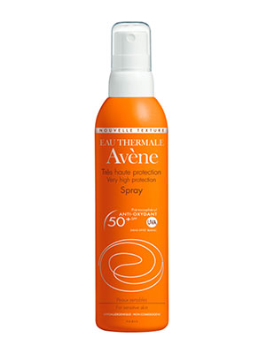 Avène spray solar spf 50+ 200 ml