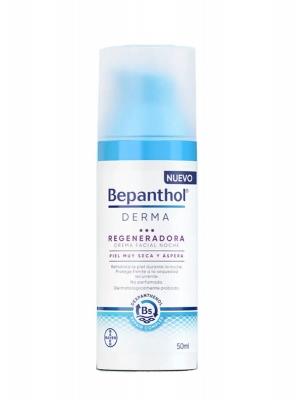 Bepanthol derma regeneradora crema facial noche 50 ml