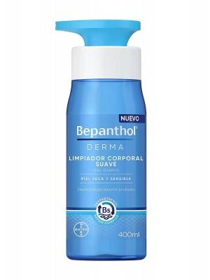Bepanthol derma gel limpiador corporal suave 400 ml