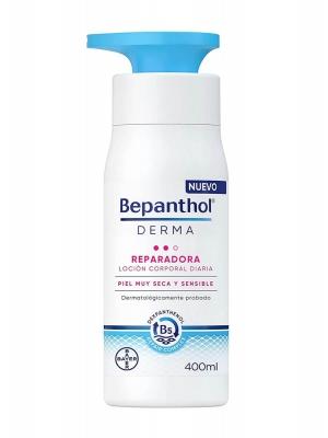 Bepanthol derma reparadora loción corporal 400ml