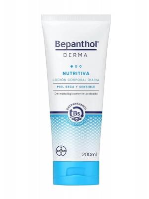 Bepanthol derma nutritiva loción corporal 200ml