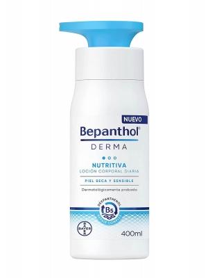 Bepanthol derma nutritiva loción corporal 400ml