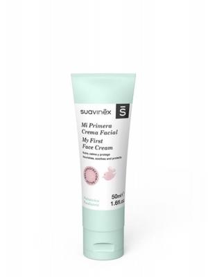 Suavinex pediátrico mi primera crema facial 50 ml