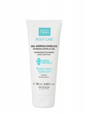 Martiderm gel hidroalcoholico 75 ml
