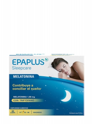 Epaplus melatonina con triptofano 60 comprimidos