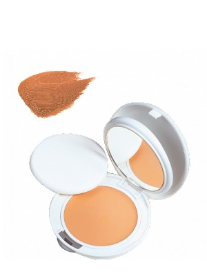 Avène couvrance maquillaje compacto oil free bronceado 9,5gr