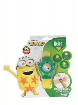 Relec pulsera niños minions verde