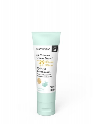 Suavinex crema facial antipolucion spf 30 50 ml