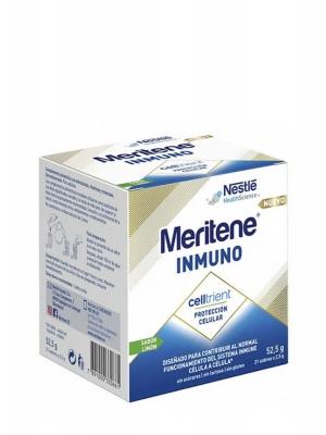 Meritene inmuno celltrient sabor limón 21 sobres
