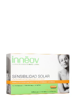 Inneov solar 30 cápsulas
