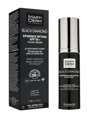 Martiderm Black Diamond Epigence Optima spf 50+ fluid cream 30 ml