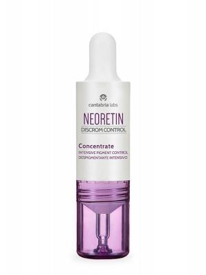 Neoretin dicrom control concentrate despigmentante 2x10 ml