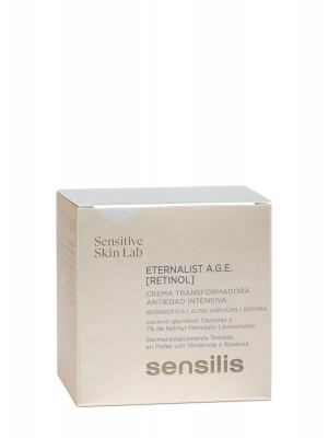Sensilis eternalist a.g.e crema con retinol 50ml