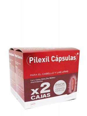 Pilexil cápsulas anticaída duplo 2x100 cápsulas