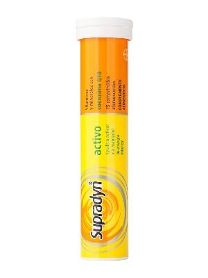 Supradyn activo efervescente 30 comprimidos
