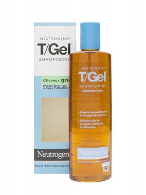 Neutrogena t-gel champú anticaspa pelo normal y graso 250ml