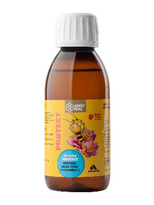 Abeja maya jarabe real protect + própolis + vitamina c, arko 150ml