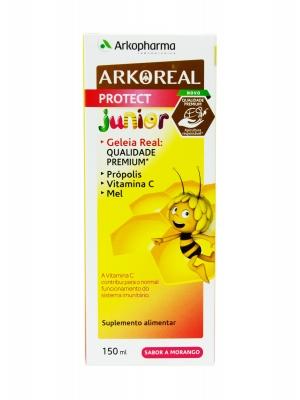 Arkoreal abeja maya jarabe real protect + própolis + vitamina c 150ml