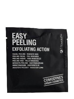 Toallitas exfoliantes comodynes easy peeling 8 unidades.