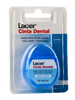 Lacer cinta dental  50 m