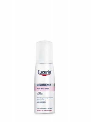 Eucerin desodorante piel sensible ph-5 spray 75 ml