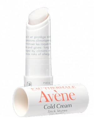 Stick labial al cold cream avène. 4,5 g