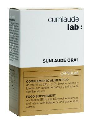 Cumlaude lab: sunlaude oral 30 caps