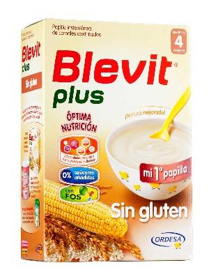 Blevit plus sin gluten efecto bífidus 300 g