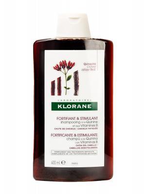 Klorane champú fortificante a la quinina  400 ml