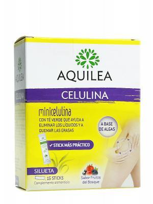 Aquilea celulina sabor piña 15 sticks