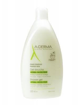 Ducray a-derma gel shower gel 500 ml