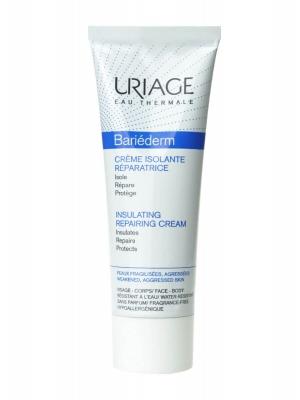 Uriage bariederm crema aislante reparadora 75 ml