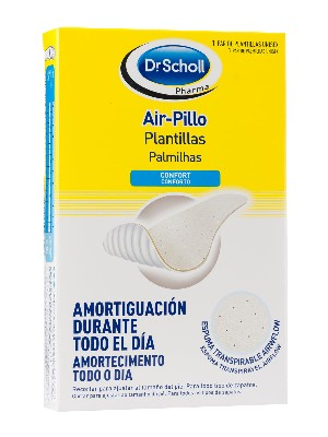 Dr scholl plantillas air-pillo t-u