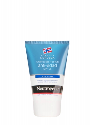 Neutrogena crema manos anti edad spf 25 50 ml