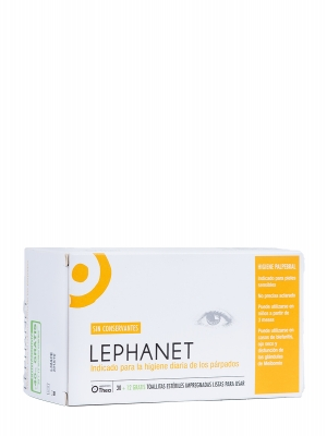 Lephanet toallitas 30 unidades