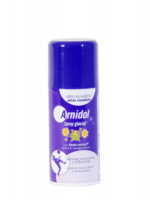 Arnidol spray glacial 150 ml