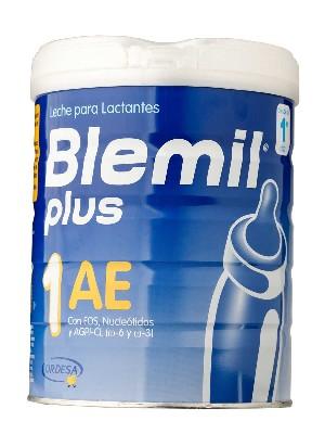 Blemil plus 1 ae, 800 g. de 0 a 6 meses