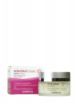 Acglicolic classic sesderma crema nutritiva 50 ml