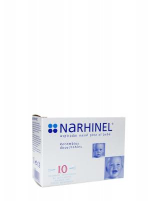 Narhinel aspirador nasal para el bebé