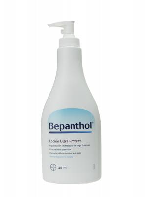Bepanthol loción ultra protect con dosificador de 400ml