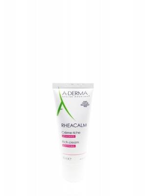 A-derma rheacalm crema calmante enriquecida 40 ml