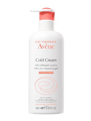 Avène gel limpiador cold cream 400 ml