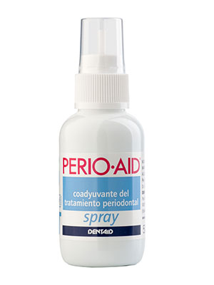 Perio aid colutorio spray 50 ml