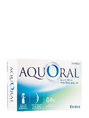 Gotas oftalmicas sequedad ocular 0.5 ml aquoral