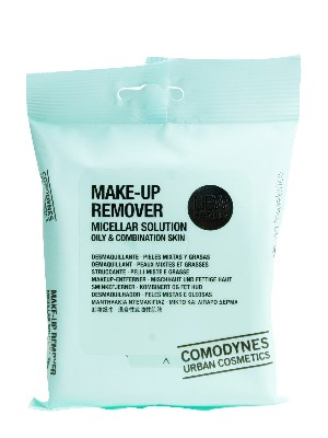 Comodines make up remover combination & oily skin