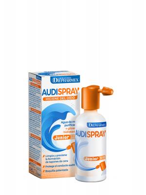 Audispray junior solucion limpieza oídos 25 ml