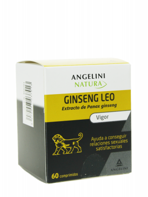 Angelini ginseng leo 60 comprimidos