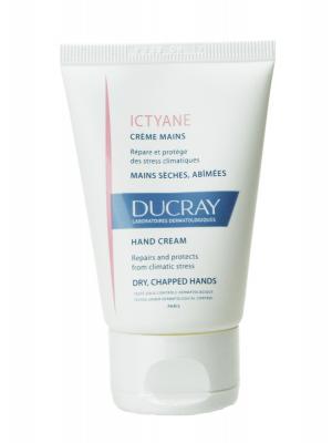 Ducray ictyane crema de manos reparadora 50 ml