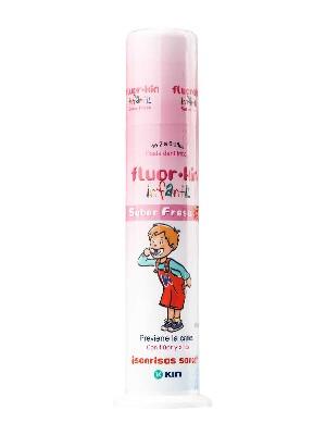 Fluor kin 100 ml con dosificador infantil