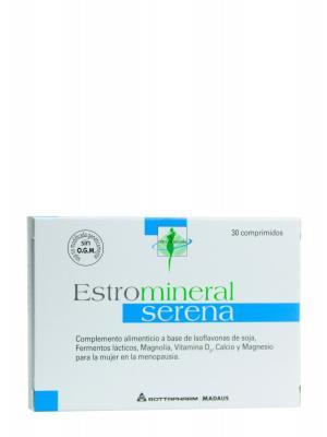 Estromineral serena 30 comprimidos